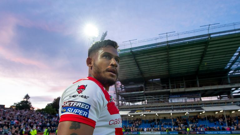 Will Ben Barba be leaving Saints to return to the NRL?