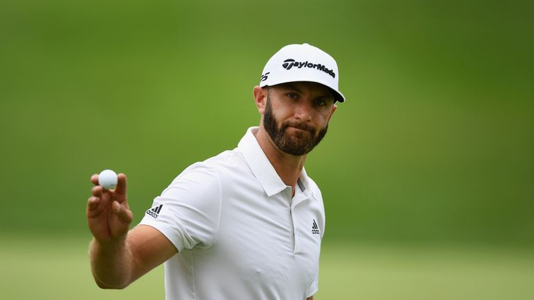 Dustin Johnson pulls away, wins RBC Canadian Open at Glen Abbey
