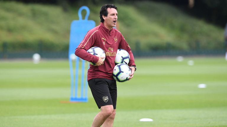 New Arsenal boss Unai Emery has been busy so far in this window