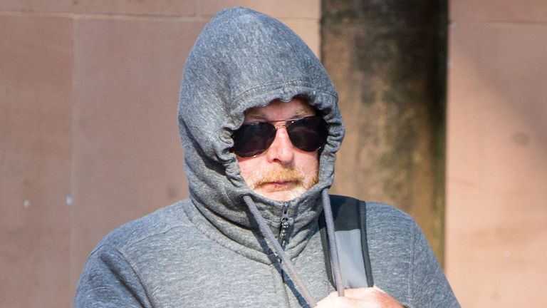 Former football coach George Ormond was found guilty of 35 charges of indecent assault and one of indecency