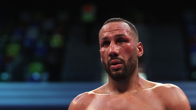 James DeGale vacates IBF super-middleweight world title