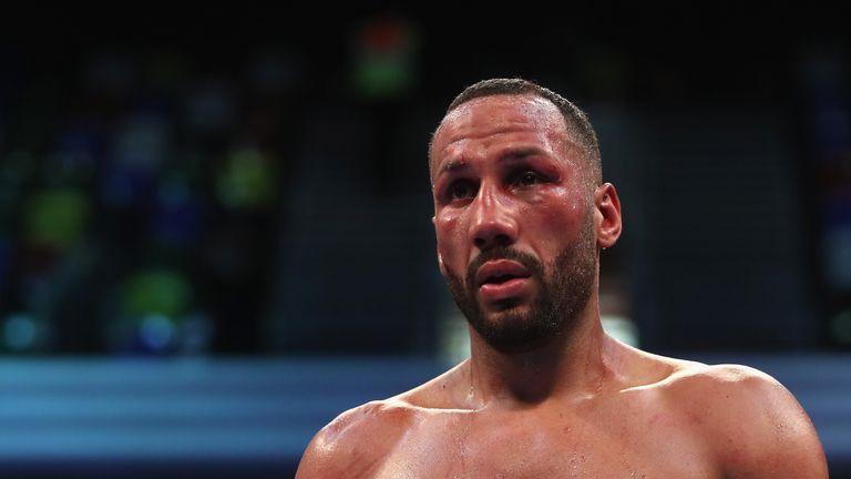 James DeGale was due to defend his title against Jose Uzcategui