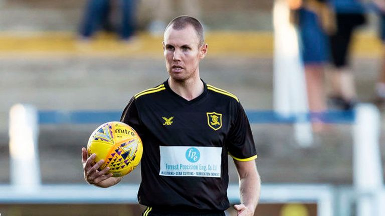 Kenny Miller was appointed play/manager of Livingston at the start of the summer with the veteran striker already netting for his new club in the League Cup group stages