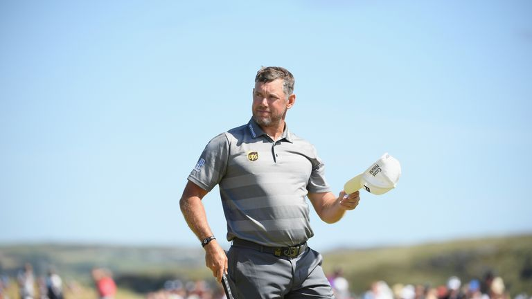 Westwood carded a one-under 71 on Friday
