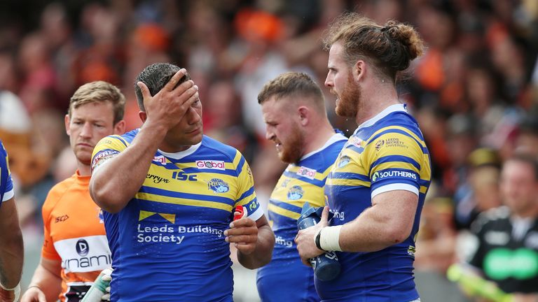 Leeds are in real danger of ending the season in the Qualifiers rather than the Super 8s