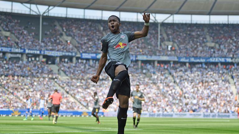 Ademola Lookman has impressed in the Bundesliga