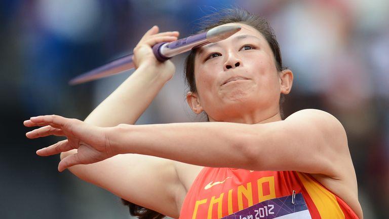 Lu Huihui will lead a strong javelin line-up