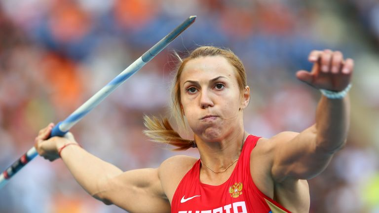 Maria Abakumova has lost her appeal over a doping ban
