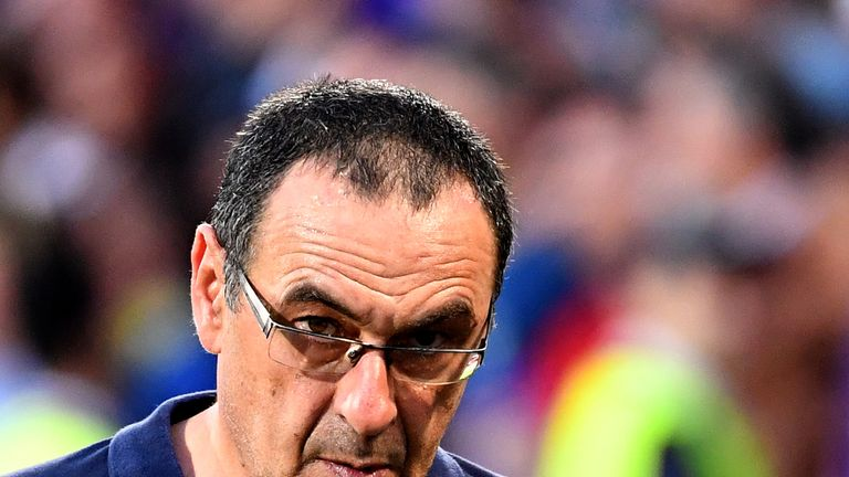 Maurizio Sarri signs deal to become new Chelsea boss