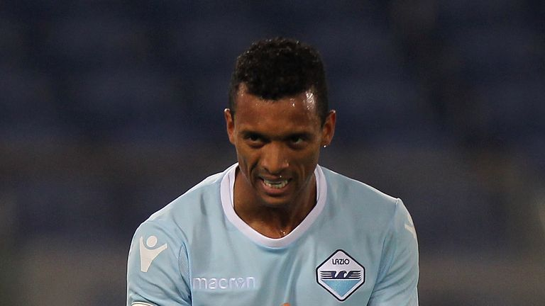 Nani returns to Portugal for a third spell with Sporting Lisbon