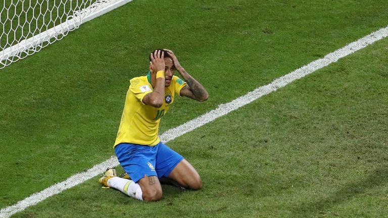 Harry Kane looks set to replace Neymar atop the Power Rankings tournament chart