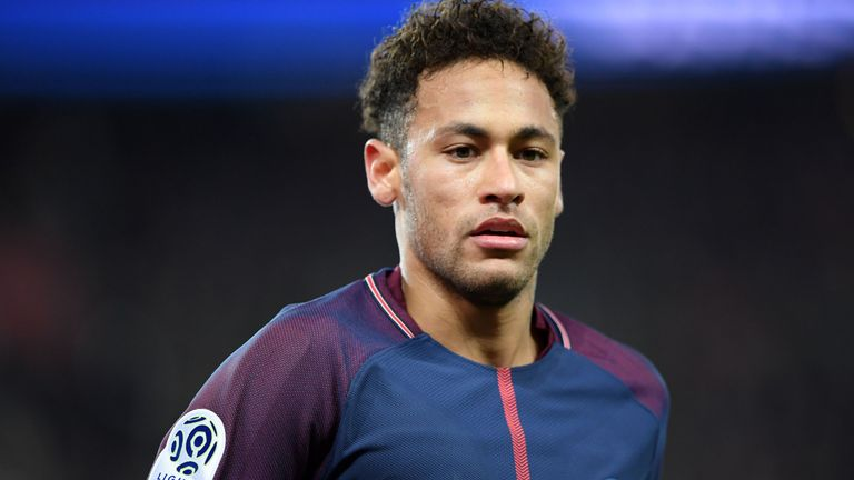Neymar opened his Ligue 1 account after just 10 minutes
