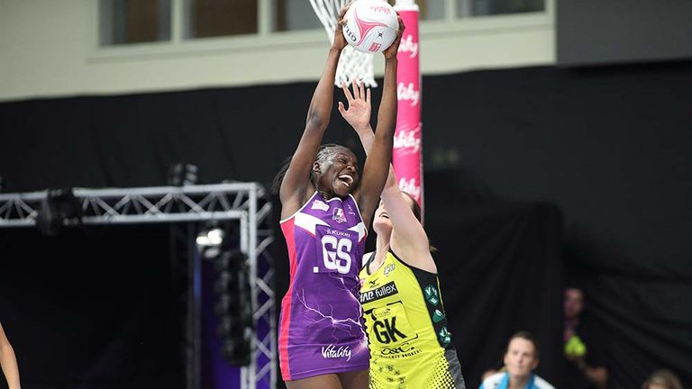 Loughborough's Peace Proscovia is one of of the world's best shooters