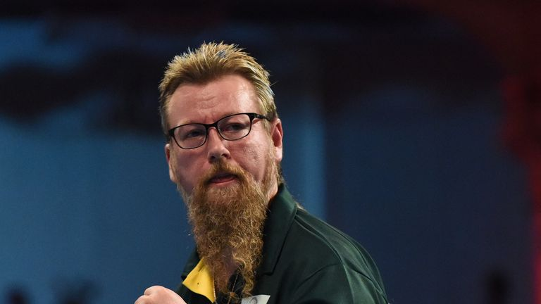 Whitlock faces a fascinating clash against young gun Cadby