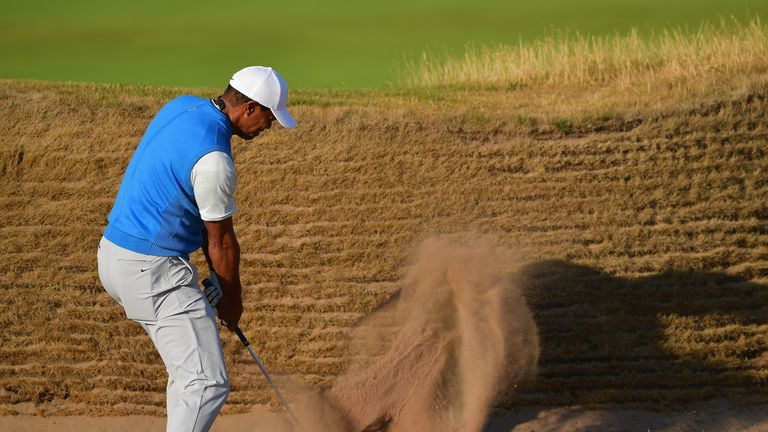 Day's British Open hopes all but evaporate