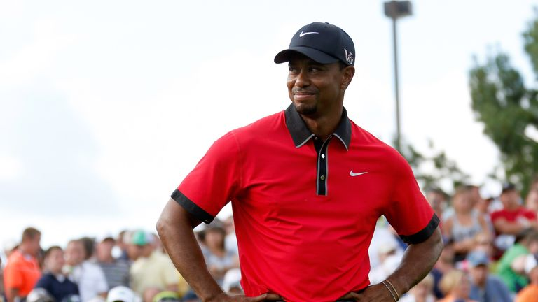 Tiger Woods Just Finished Round 1 At WGC-Bridgestone: Here's His Score