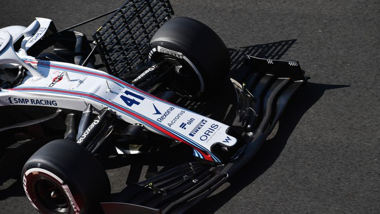 F1 2019: New-look front wings for next season debut at Testing