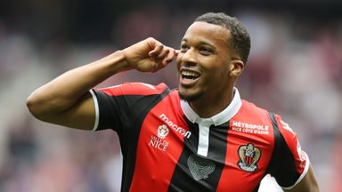 Alassane Plea has appeared to turn down a move to the Premier League