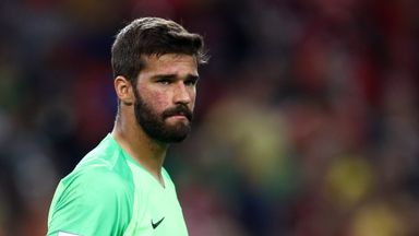 Liverpool were put off by Roma's asking price, Sky Sports News understands