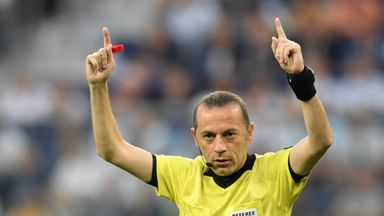 fifa live scores - Cuneyt Cakir to referee England vs Croatia World Cup semi-final