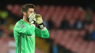 Fabri kept 12 clean sheets for Besiktas last season