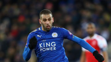 Islam Slimani could be set for a return to the Estadio Jose Alvalade