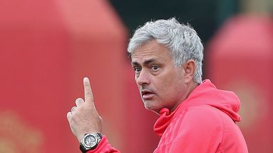 fifa live scores - Jose Mourinho says Manchester United in for difficult season if unable to add to squad