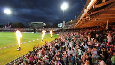An unforgettable atmosphere at Lord's Cricket Ground
