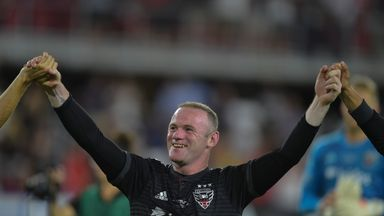 fifa live scores - MLS round-up: Wayne Rooney scores first goal in DC United win