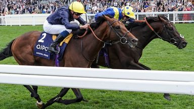 Poets Word and Crystal Ocean serve up an Ascot classic