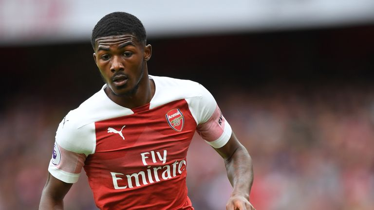 Arsenal's Maitland-Niles ruled out for eight weeks