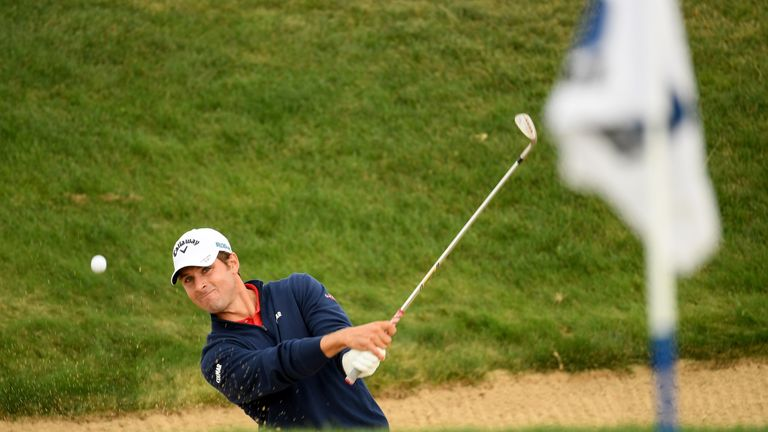 Czech Masters: Padraig Harrington second to first-time victor Andrea Pavan