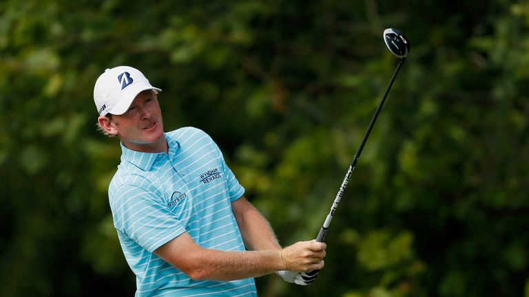 Brandt Snedeker needed 10 more shots to cover the front nine than in his first round