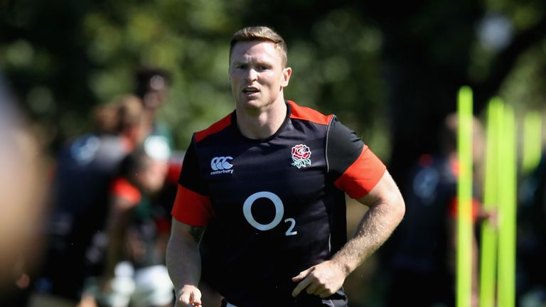 Chris Ashton: Sale Sharks winger to face disciplinary panel on Thursday