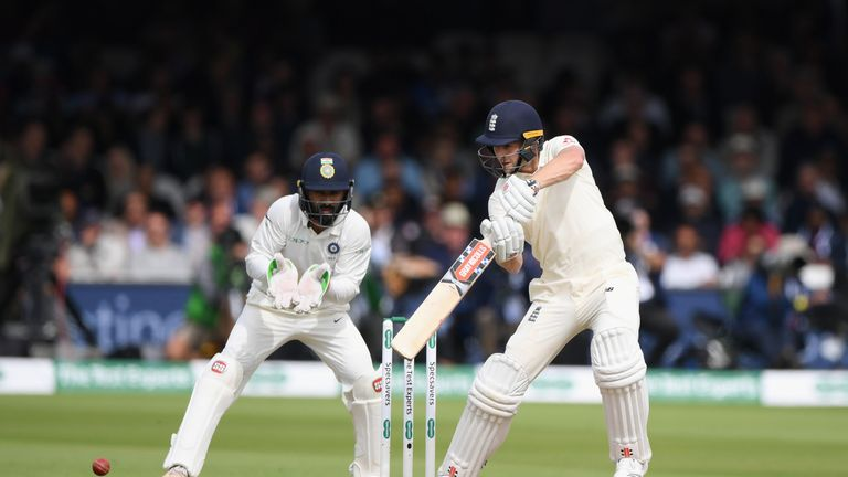 India vs England, 2nd Test: England 396/7 dec, lead by 289 runs