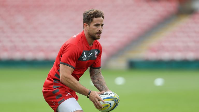 Danny Cipriani Charged After Jersey Nightclub Incident