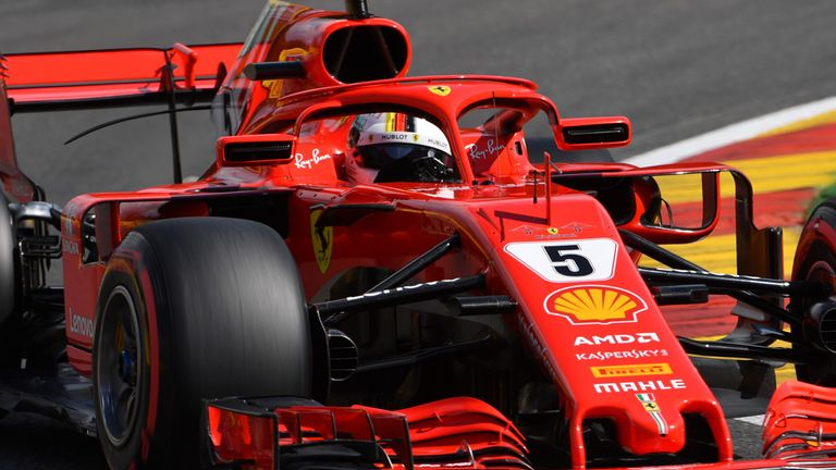 Whiting amused as Ferrari speed puzzles Mercedes