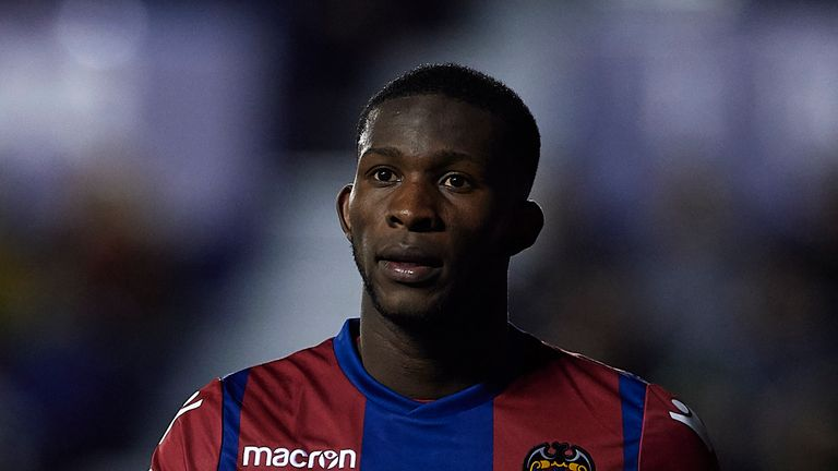 Jefferson Lerma has joined Bournemouth from Levante