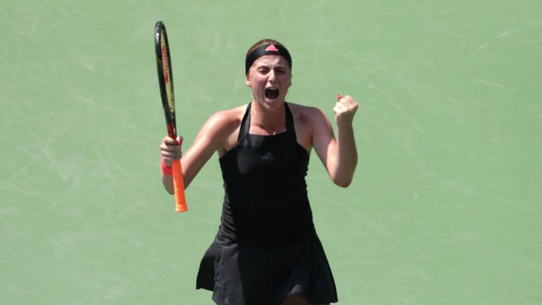 Players melt in US Open extreme heat