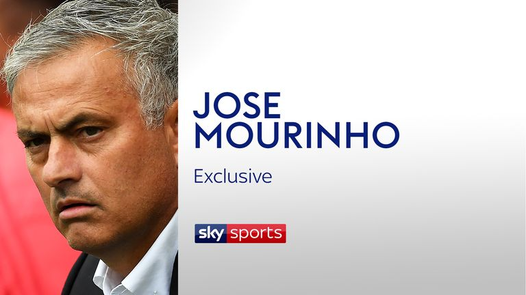 Mourinho demands respect in presser after Man U loss