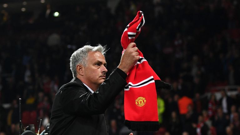 Jose Mourinho retains Manchester United backing despite dismal start