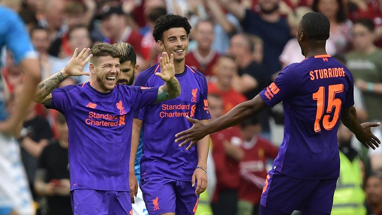 Liverpool 3 Torino 1: Firmino, Wijnaldum and Sturridge on target for Reds