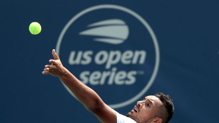 Canada's Raonic, Shapovalov advance at Western and Southern Open