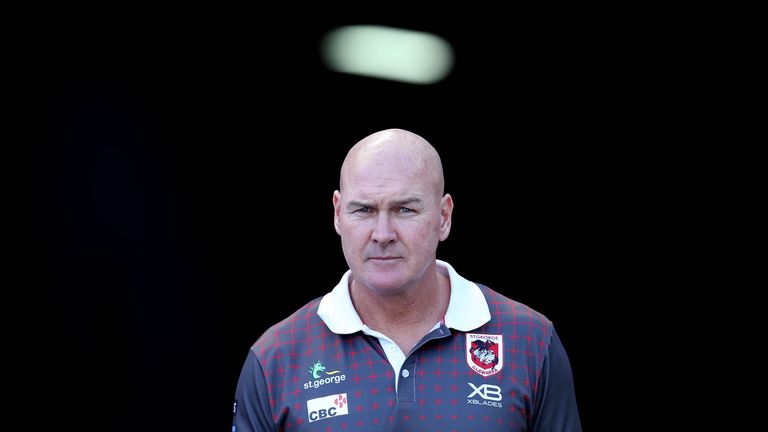 Paul McGregor was not interested in comparing last year's slide with that of this year