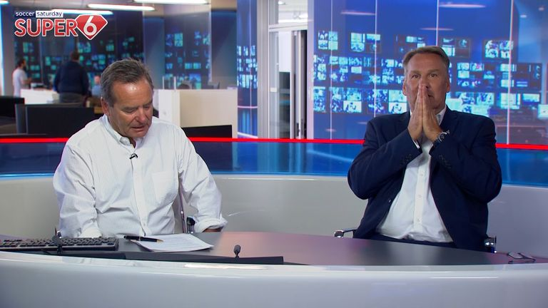 Paul Merson gets a tricky pronunciation test from Jeff Stelling!