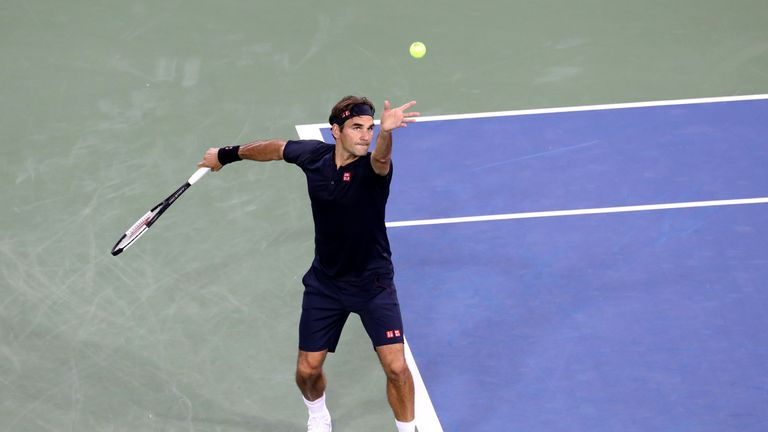 Roger Federer Says The Big Goal Is The