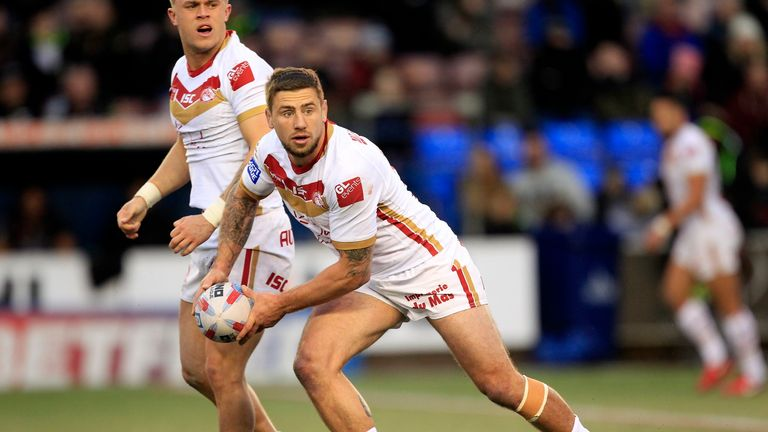 Catalans Dragons stun Warrington Wolves in Challenge Cup final