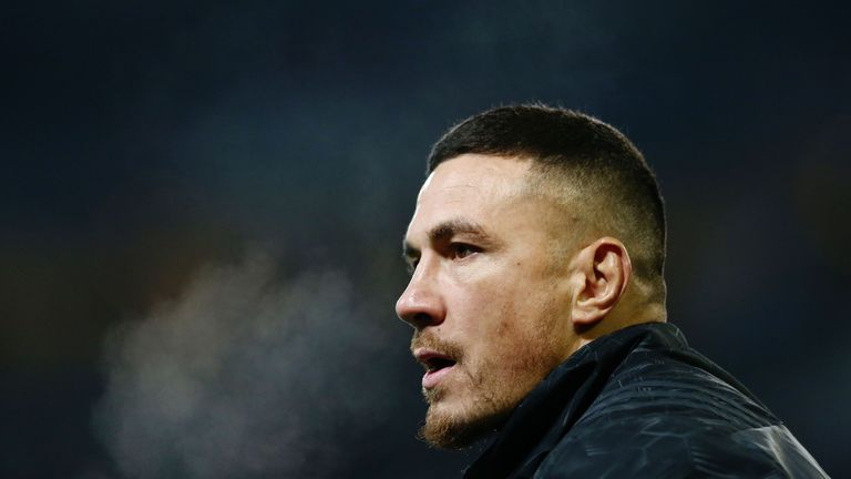Is Sonny Bill Williams on his way back to the NRL?