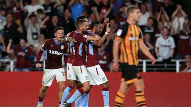 Aston Villa have started the season with two wins from two