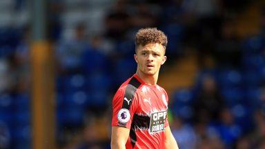 Jordan Williams made nine appearances on loan at Bury last season
